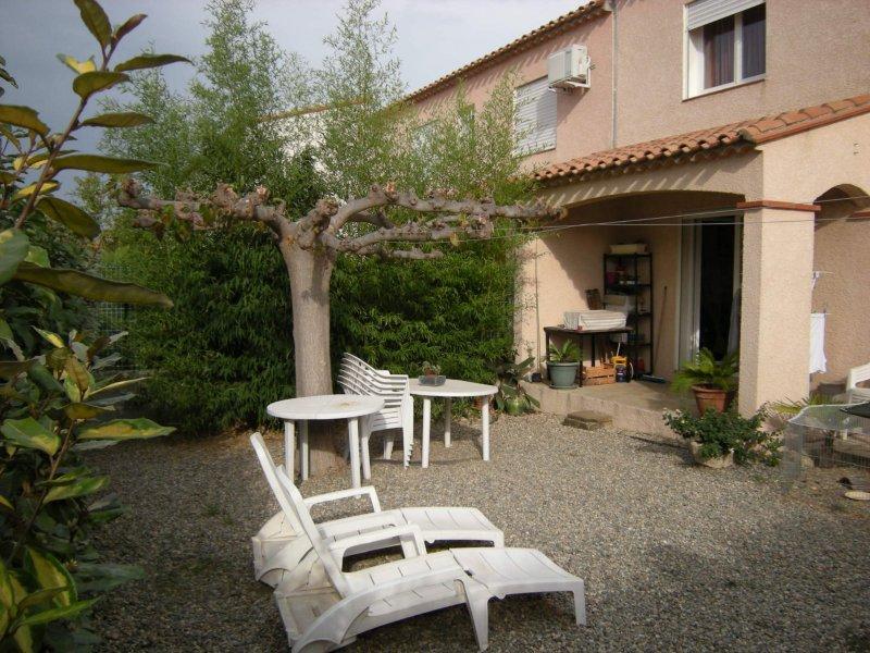 Vente villa 2f perpignan mas vermeil 4 chambres jardin - Garage soler bons en chablais ...